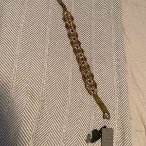NWT: Anthropologie waist belt